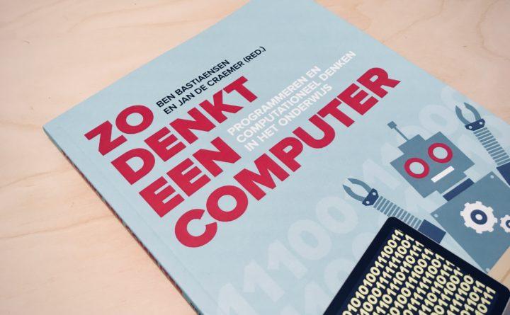 Zo denkt een computer foto van de cover van het boek.